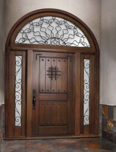 Beautifully Crafted Oak Mahogany Teak Solid Wood Exterior House Doors Interior Manufactured By Main Door Corporation
