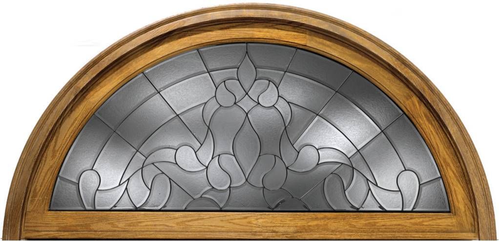 Half round Oak Glass C