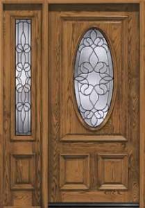 Custom Wood Doors Stanford CA